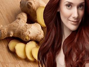 Чем полезен имбирь для волос