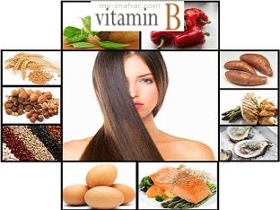 Чем полезны витамины группы В для волос