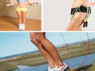 Как правильно прыгать на скакалке и что она развивает