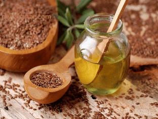 Как применять льняное масло для сухих волос