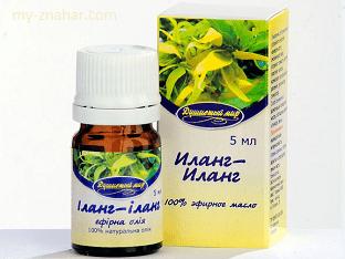 В чем польза эфирного масла иланг-иланг