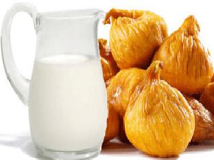 Чем полезен инжир с молоком от кашля и простуды