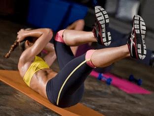 Что такое протокол Табата, или как похудеть