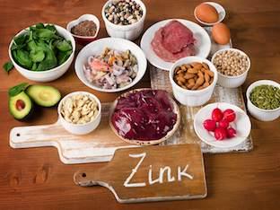 Какие продукты содержат цинк полезный для человека