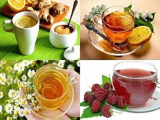 Какой чай лучше всего пить при простуде