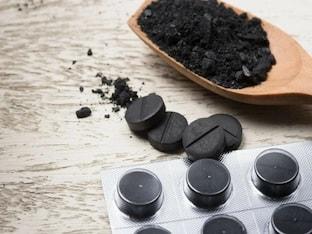 Чем полезен активированный уголь