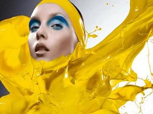 Что представляет собой желтый пилинг для лица