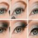 Как делается макияж smoky eyes?