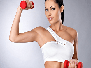 Как похудеть в руках и плечах быстро в домашних условиях