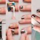 Как сделать литье на ногтях?