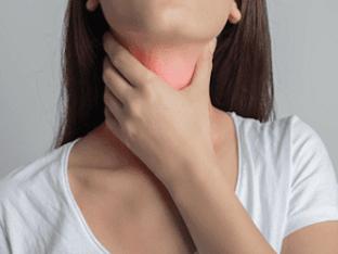 Чем и как лечить очень красное горло