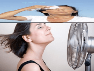 Какие народные средства помогают при приливах во время климакса у женщин