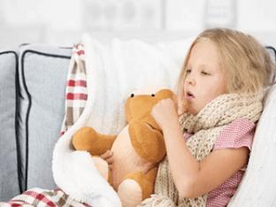 Как лечить сухой приступообразный кашель у ребенка