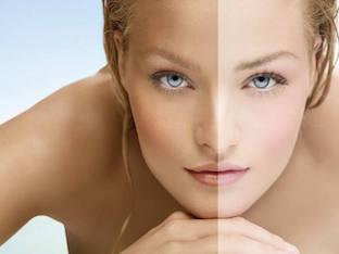 Отбеливание кожи: как можно отбелить кожу лица и чем - средства